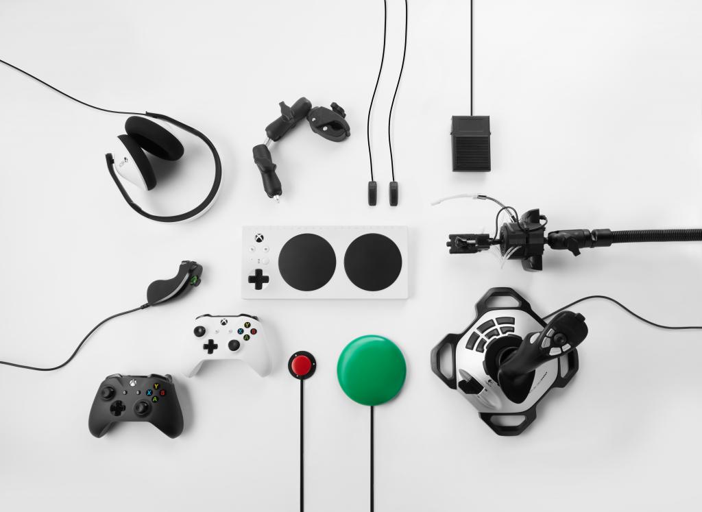 Xbox control adaptable