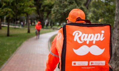 Rappi y otros servicios de delivery