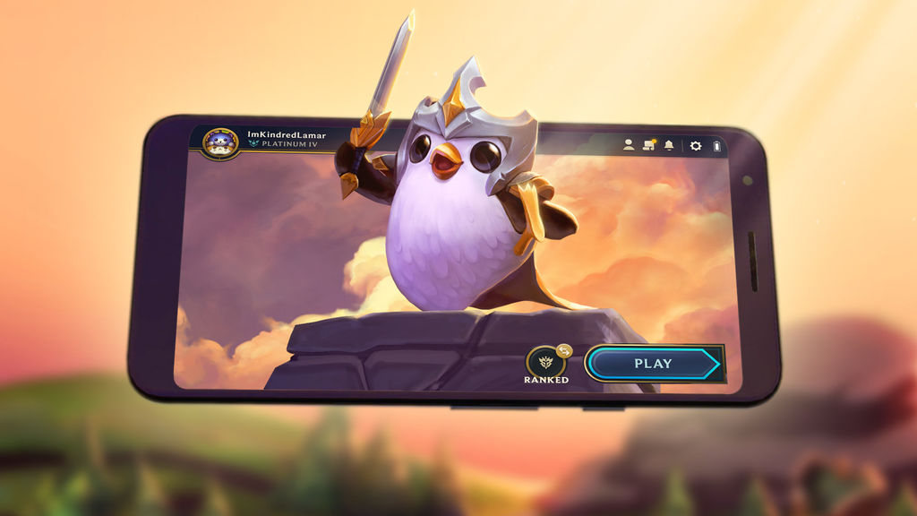 tft mobile