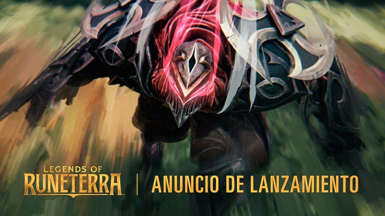 Legends of Runeterra llega a móviles el 30 de abril