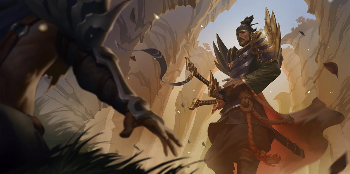 Yone: El nuevo campeón que llega al universo de League of Legends
