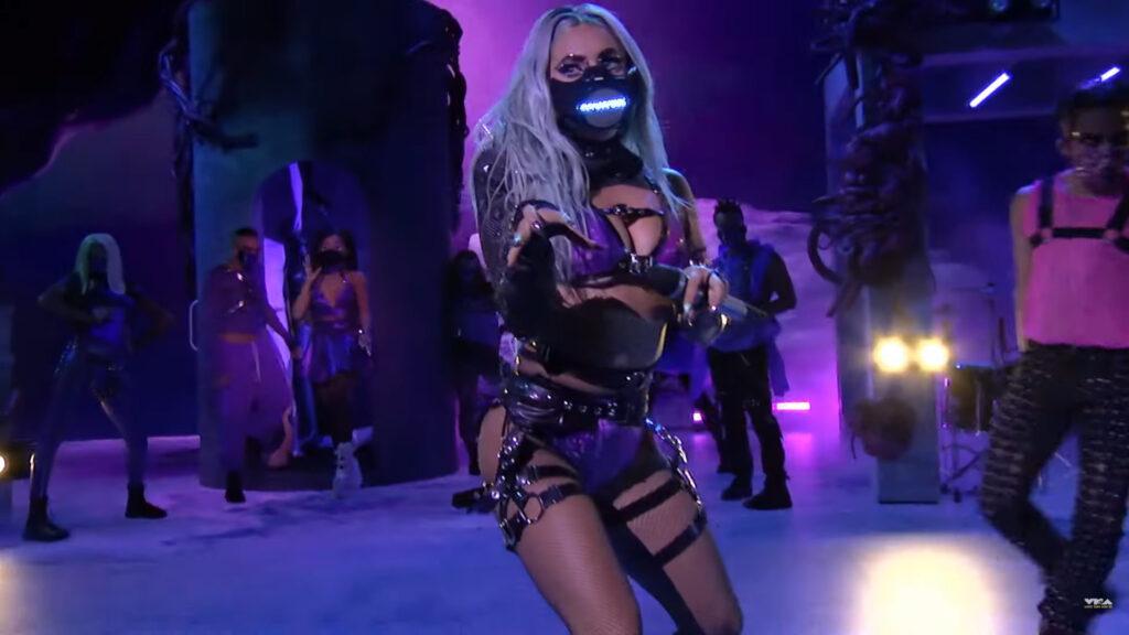 Revive la presentación de Lady Gaga y Ariana Grande en los MTV VMas