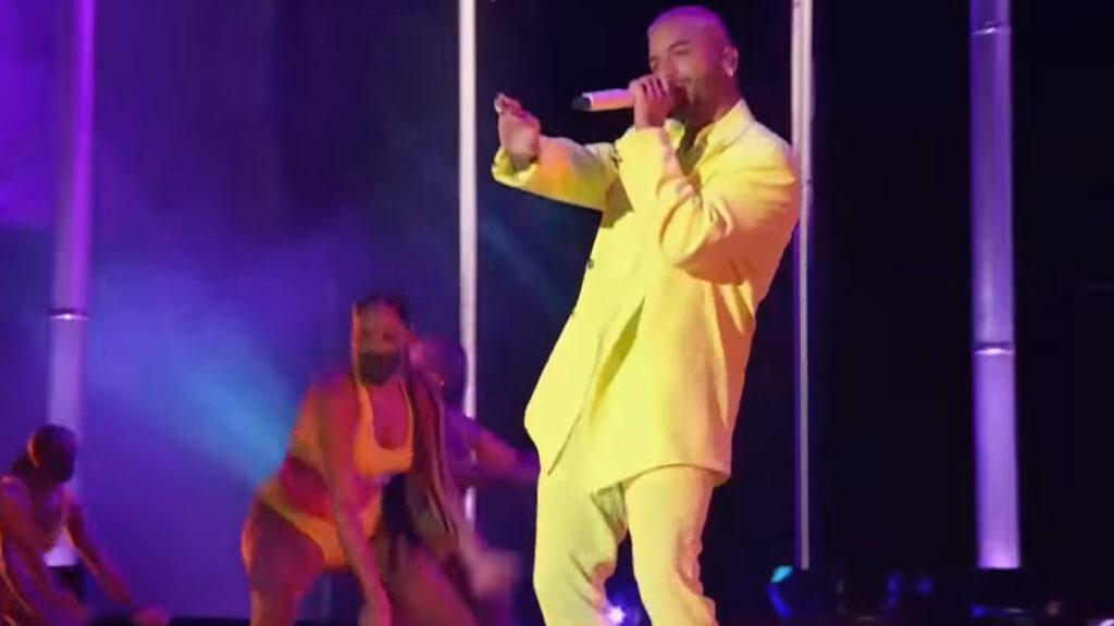 Revive la presentación de Maluma en los MTV Video Music Awards 2020
