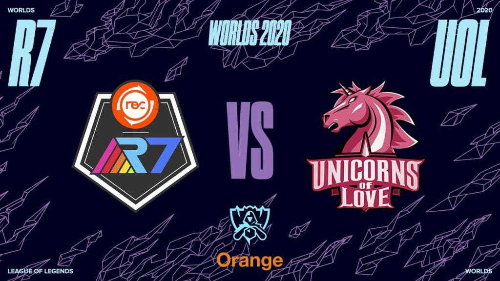 Rainbow 7 vence a Unicorns of Love y continúa en su camino hacia la Worlds 2020